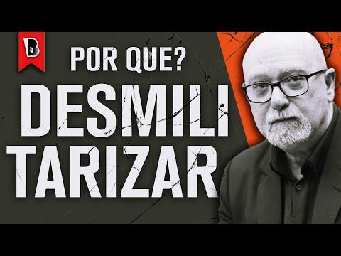 OS 3 MOTIVOS PRA DESMILITARIZAR AS POLÍCIAS   Luiz Eduardo Soares   ABC da segurança pública #2