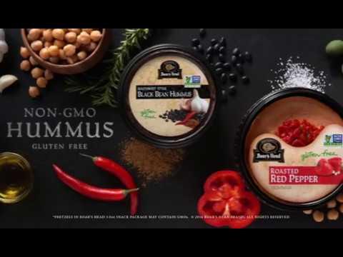 Boar's Head Premium Non-GMO Hummus