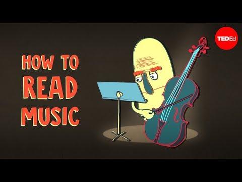 提姆‧漢森教你如何讀譜