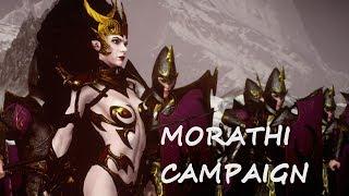 Warhammer 2 Morathi Mortal Empires Livestream