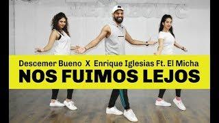 "Enrique Iglesias ""Nos Fuimos Lejos""  Zumba   Nos Fuimos Lejos Dance Choreography"