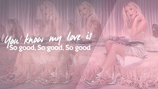 Zara Larsson - So Good (ft. Ty Dolla $ign) [LYRICS]