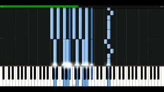 Pussycat dolls - I hate this part [Piano Tutorial] Synthesia   passkeypiano