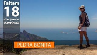 Olimpiadas 2016: Pedra Bonita, Rio de Janeiro