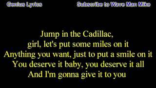"""Bruno Mars Vs. KYLE - """"That's What I Spy"""" (Mashup) Lyrics"""