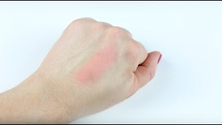 Root Sweetheart Pressed Mineral Blush Swatch