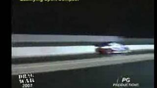 The Fastest Honda CRX 7:66 @ 1/4