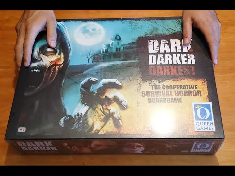Reseña Dark Darker Darkest