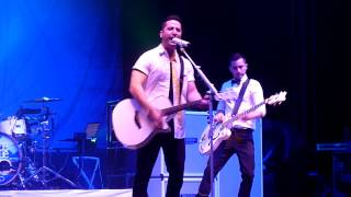 Boyce Avenue - Locked Out Of Heaven Cover Live at Huxleys Neue Welt Berlin 27.03.2014 [HD & HQ]