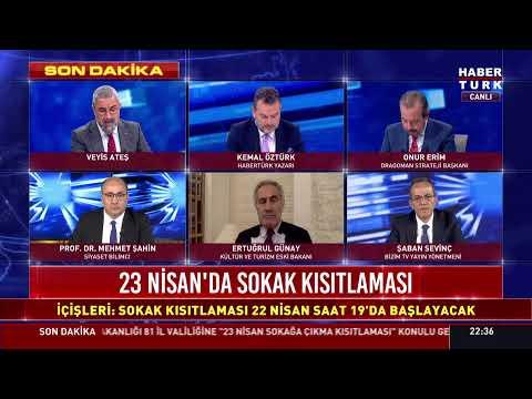 Türkiye'nin Nabzı'nda Kabinede değişimin kodları konuşuluyor… #YAYINDA