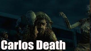 Carlos Death The Walking Dead Season 2 Episode 3 In Harm's Way