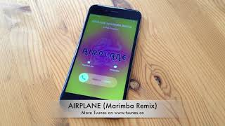 Airplane Ringtone - J-Hope (제이홉) Tribute Marimba Remix Ringtone - For iPhone & Android