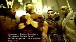 MC Hammer ft. Deion Sanders - Straight To My Feet