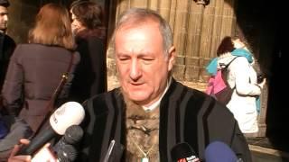 Reinhart Guib, episcopul Bisericii Evanghelice C.A. în România- apel la impacare