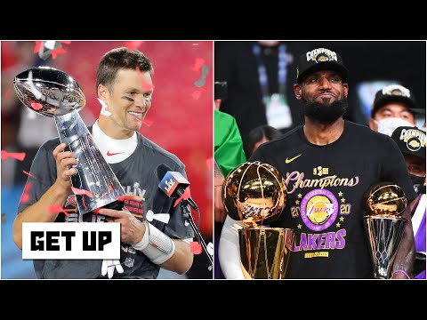 NFL or NBA: Which league is harder to win a title in? | Get Up
