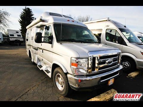 2013 Pleasure-Way Excel TS Class B Camper Van • Guaranty.com