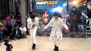 Play with me, Cross gene, Dance cover Ryu & Yahel