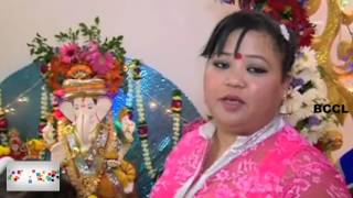 Bharti's role in 'Sanam Re' kept under wraps
