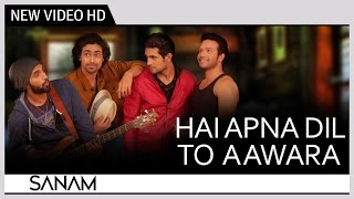 Hai Apna Dil To Awara - SANAM | Hemant Kumar | Music Video