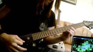"""Motörhead """"The Game"""" Guitar Cover By Me"""