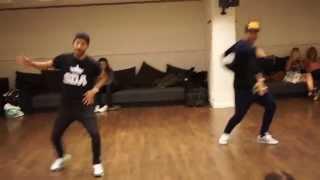Eric Saade  - Open Day at Scandinavian Dance Academy