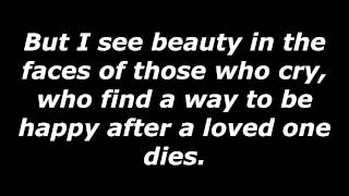 Beauty (Ft. Tay Zonday) By MikelWJ Lyrics