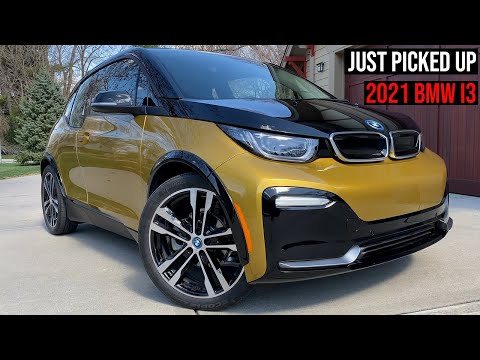 Why did I buy the 2021 BMW i3S? | What has changed from previous model