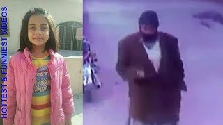 New CCTV footage of Zainab's murderer surfaces //By Hottest & Funniest Videos ❤