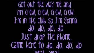 Taio Cruz - Dynamite Lyrics