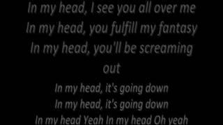 Jason Derulo - In My Head - Lyrics - HD / HQ
