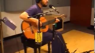 Jose Gonzalez   teardrop live acoustic