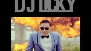 PSY - Gangnam Style (High BPM Remix)