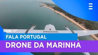 Drone Marinha Portuguesa - Fala Portugal