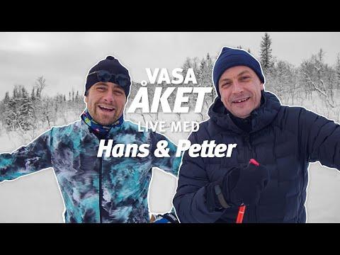Vasaåket 90 - Uppladdningen med Hans & Petter