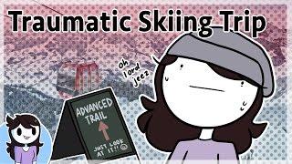 Winter & My Traumatic Skiing Trip width=