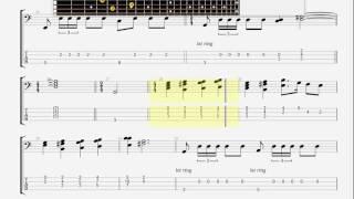 Bocelli, Andrea   Con Te Partiro BASS GUITAR TAB