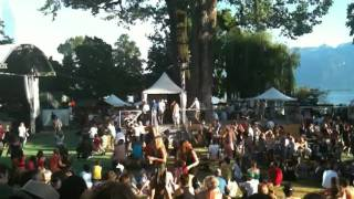 Montreux Jazz Festival - Showzinho no parque