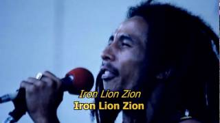 Iron Lion Zion - Bob Marley (ESPAÑOL/ENGLISH) [Solo pc]