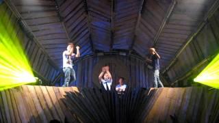Defqon.1 2011 Pre-party — Psyko Punkz (HD)