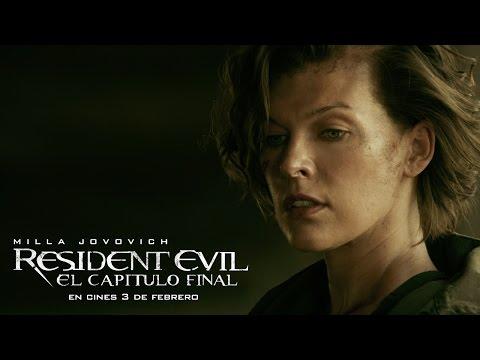 RESIDENT EVIL: EL CAPÍTULO FINAL. El mal vuelve a casa. En cines 3 de febrero.