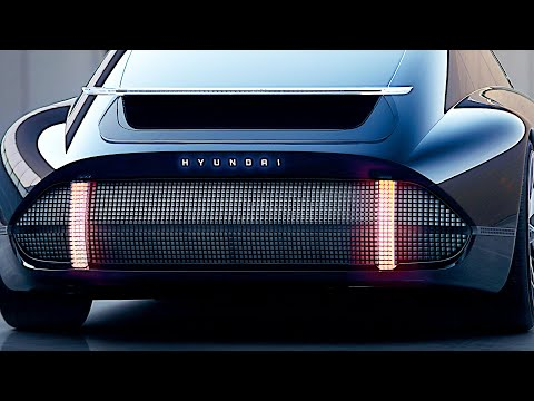 HYUNDAI PROPHECY ? Next-Gen Hyundai Sports Sedan ? Presentation (Geneva Car Show 2020)