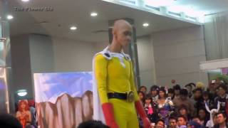 One-Punch Man live action perform