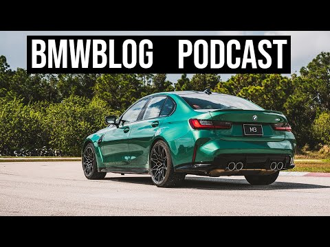 BMWBLOG Podcast: BMW M3 and 430i test, new i3 and future of electric cars