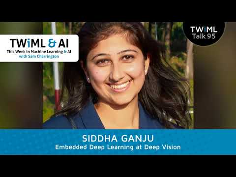 Siddha Ganju Interview - Embedded Deep Learning at Deep Vision