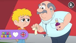 Sick | children's songs | nursery rhymes | kids dance songs by Minidisco