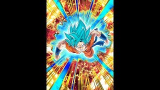 Goku SS Blue Transformation! (Unofficial God Goku Theme)