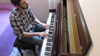 Arrivals Nº1 - Dustin O'Halloran / Piano Cover