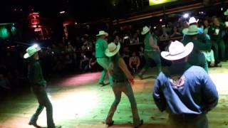 Vikingo y Elisa con mazter dance 1