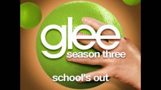 Glee-School's Out [HD]
