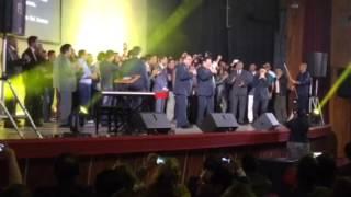 GOLD CITY BRASIL 2015 - Quarteto Gileade